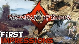 "Guardians Of Ember First Impressions ""Is It Worth Playing?"""