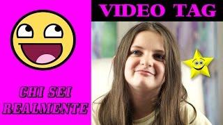 Video TAg Chi Sei Realmente ideato da Ambra Stella - By Sharon Kawaii