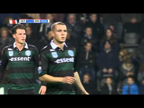 Heracles Almelo 2-1 Fc Groningen (19-12-2015) - HIGHLIGHTS