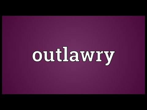 Header of outlawry