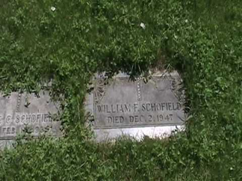 A Stroll Through Calvary Cemetery - William F. Schofield