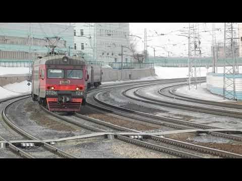 ЭТ2М-124 сообщением Новосибирск - Черепаново