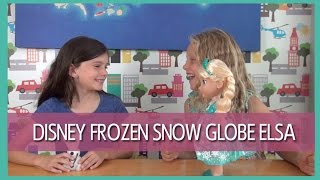 Disney Princess Frozen Snow Glow Elsa Singing Doll | Baby Gizmo