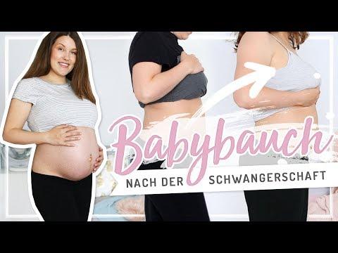Wann wächst der bauch in der schwangerschaft