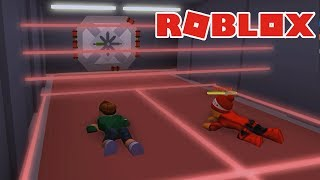 ROBLOX: ROBBED a bank with SPAGZ! -Jailbreak