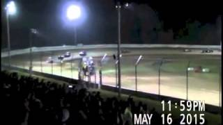 PLYMOUTH SPEEDWAY, IN 5-16-15 SS-F