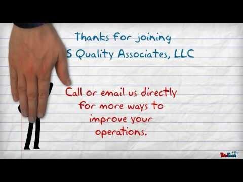 5S Training Cartoon, 5S Video, Lean Manufacturing, Lean Six Sigma | K&S Quality Associates