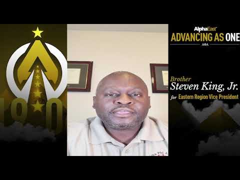 Why Steve - Bro. Duane Bouie (Advancing As ONE)