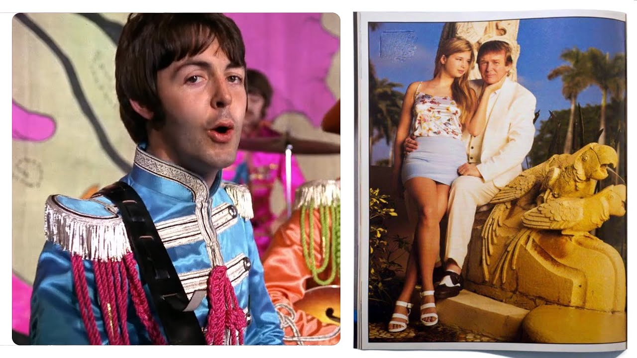 10 Beatles Songs Explain Donald Trump