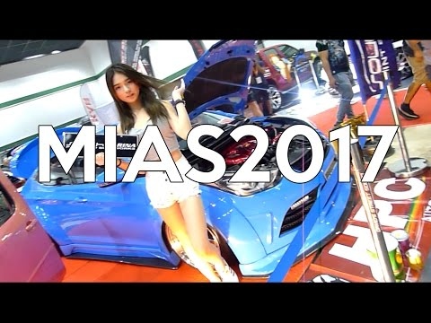 Manila International Auto Show 2017 #MIAS2017