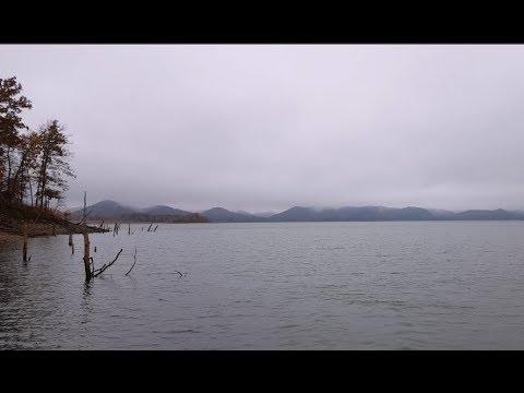 Cave Run Musky Fishing Trip Nov 2017 (Day 2-3)