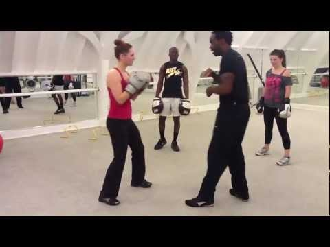 P.M.P.T Boxing Class @ The ALBANY London NW1 4EE