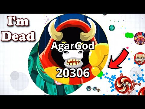 *I CAN'T TEAM*// EPIC SOLO GAMEPLAY ( Mobile Agar.io ) thumbnail