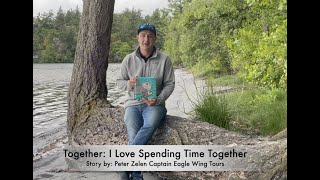 World Oceans Week story reading: Together I Love Spending Time Together! with Eagle Wing Tours.