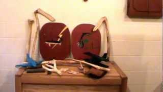 How to Make the Boys Toys:  Hillbilly Bushcraft
