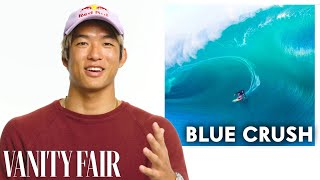 Pro Surfer Reviews Surf Movies, from 'Blue Crush' to 'Point Break' | Vanity Fair