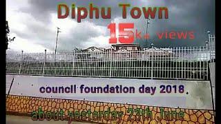 Diphu town