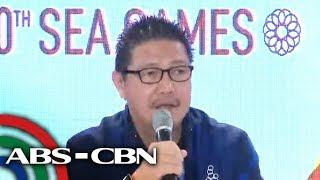 SEA Games organizers hold press conference on eve of formal opening