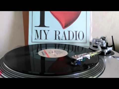 Taffy - I Love my Radio (USA Mix) (Vinyl)
