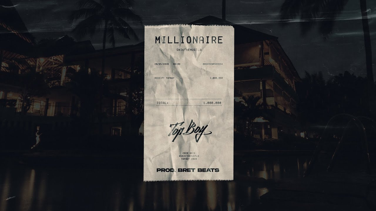 SNIK - Millionaire | Official Audio Release (Produced by BretBeats, Levianth)