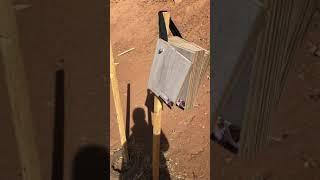 9mm bullet vs Picasso Laminated flooring panels