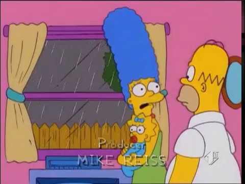 I Simpson ITA - Homer e la pioggia acida - Monopoly