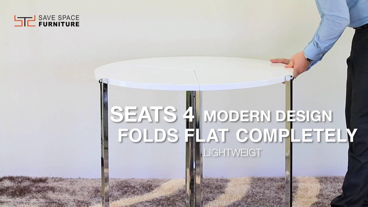 Malibu   Folding Dining Table