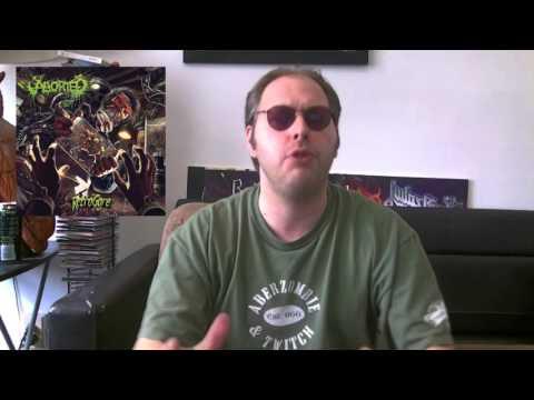 Aborted - RETROGORE Album Review