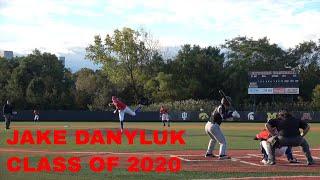 Jake Danyluk Crusaders Baseball Club pitching highlights vs SKD Aces