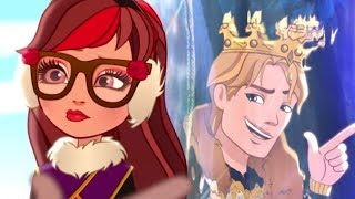 Ever After High💖❄️The Prince of Apple's Destiny💖❄️Epic Winter💖❄️Full Episodes💖Videos For Kids