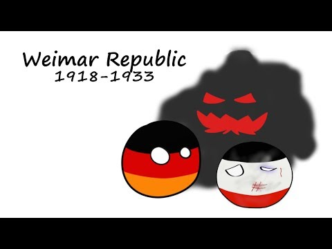 How to fail at democracy 101: Weimar Republic