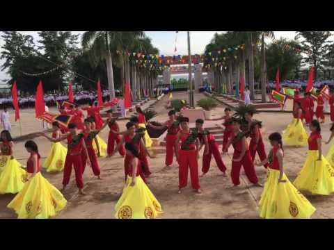 Hào khí Việt Nam-Khai giảng 2016-2017 THPT Chuyên Bình Long