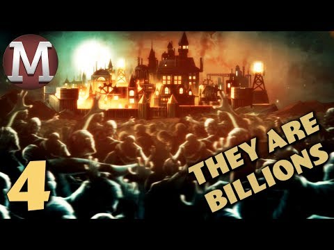They Are Billions #4 - SNIPED! [Beta Gameplay]