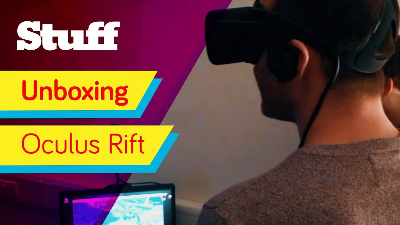 Oculus Rift review   Stuff