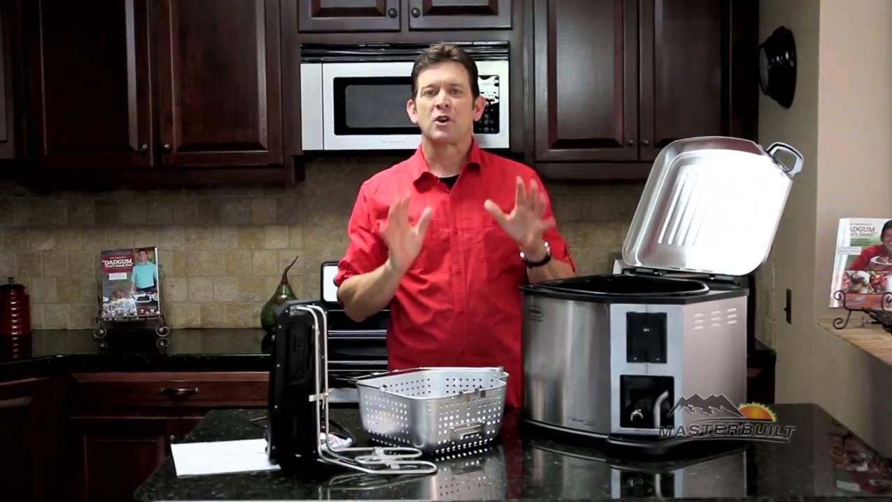 Masterbuilt Butterball XL Indoor Electric Turkey Fryer 23011114