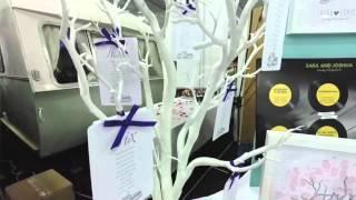 Exhibiting At The Kent Showground Wedding Show - Wedding Stationery