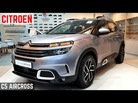 2020 Citroen C5 Aircross SUV India - MG Hector Competition | Premium Interiors, Latest Features