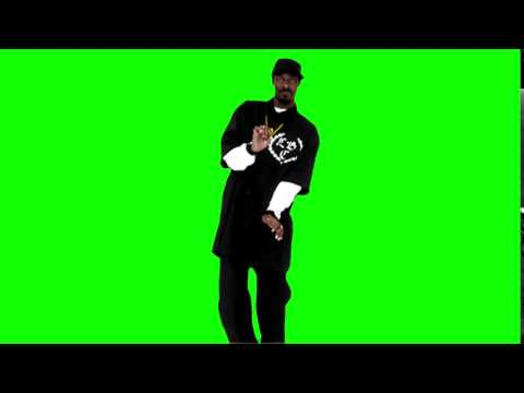 green screen thuglife
