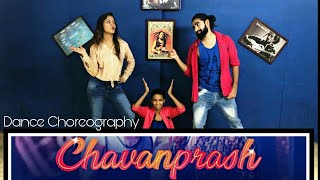 Chavanprash Video Song | Arjun Kapoor Dance Choreography | Alok Kacher | Bhavesh Joshi Superhero