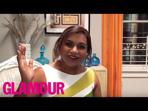 The Mindy Project: Behind the Scenes | Glamour