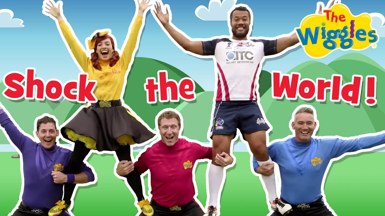 Wiggles Videos The Wiggles: Shock the...
