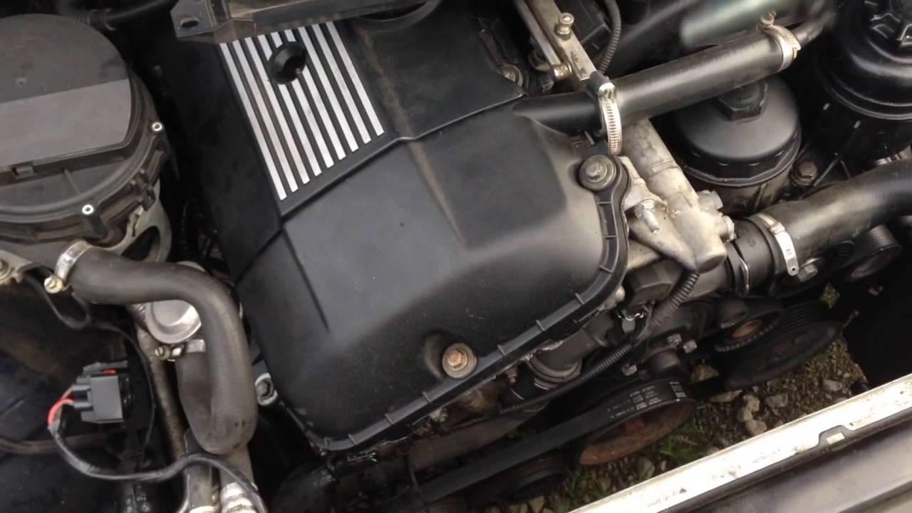 BMW E46 E39 E90 E60 Rough Idle p0369 p0014 p0015 Exhaust Camshaft Sensor  Problems M54 M52TU