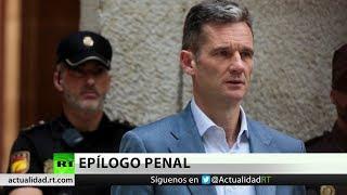 España: Entra en prisión Iñaki Urdangarin, cuñado del rey Felipe VI