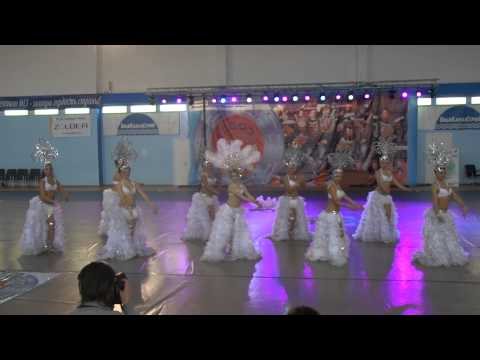 Harem - Oasis Dance - Winners Cup of St. Petersburg 2014. Mixed Formation Show Bellydance.