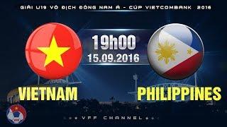 U23 Việt Nam Vs U23 Philippines -Truyền Hình Trực Tiếp VTV6 HD