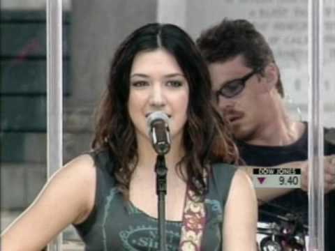 Michelle Branch - Everywhere on Good Morning America