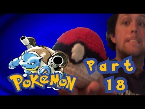 Straight On To Victory Road!!!!- Pokemon Blue Part Eighteen