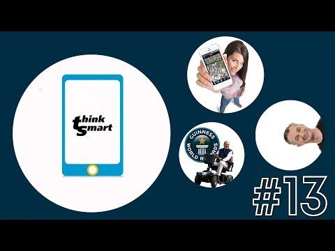 Think Smart #13 - Samsung Safety Truck, штаб-квартира Apple, Prynt Case и вездеход Шерп