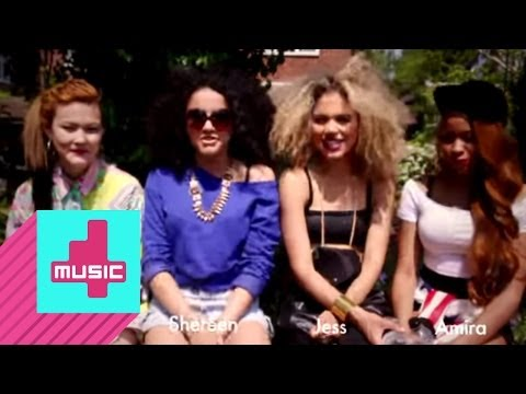 Neon Jungle - Trouble (Behind The Scenes)