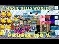 Double Reviews : MAGIC BELLS FARM WORLD & ANCES OF DIMENSION